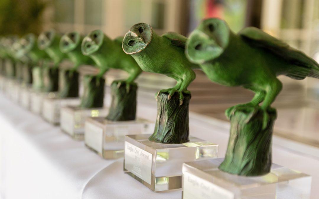 GardenShop receives an Owl Award