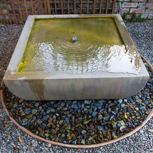 Namib Pot Small Water Feature