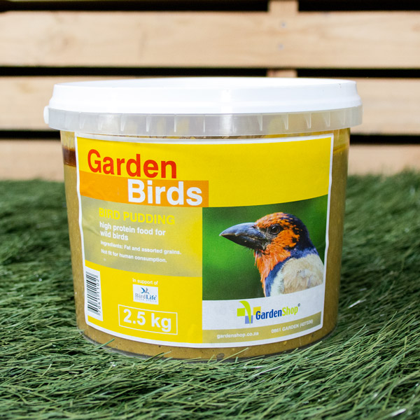 70041110 - Garden Bird Pudding 2.5kg