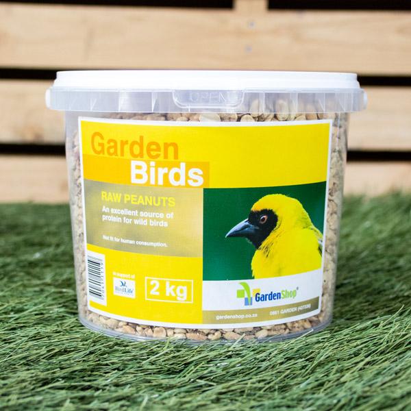 70041111 - Garden Birds Peanuts 2kg