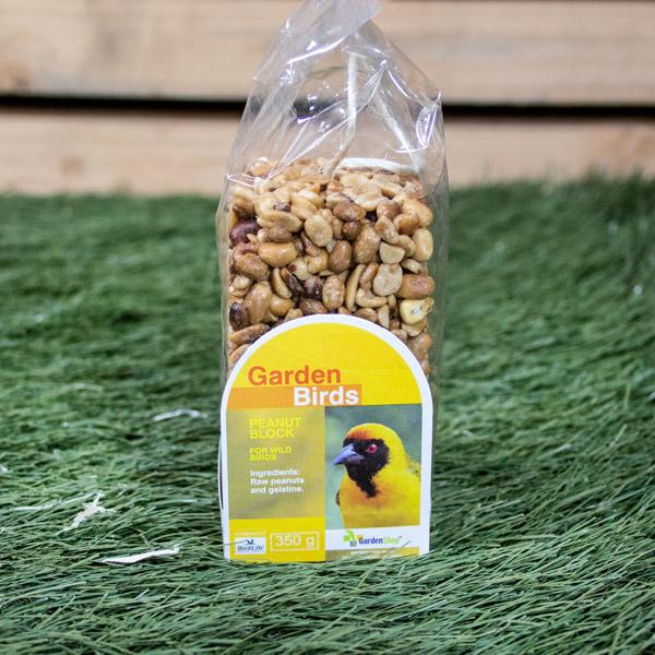 70147605 - Garden Birds Peanut Block 350g