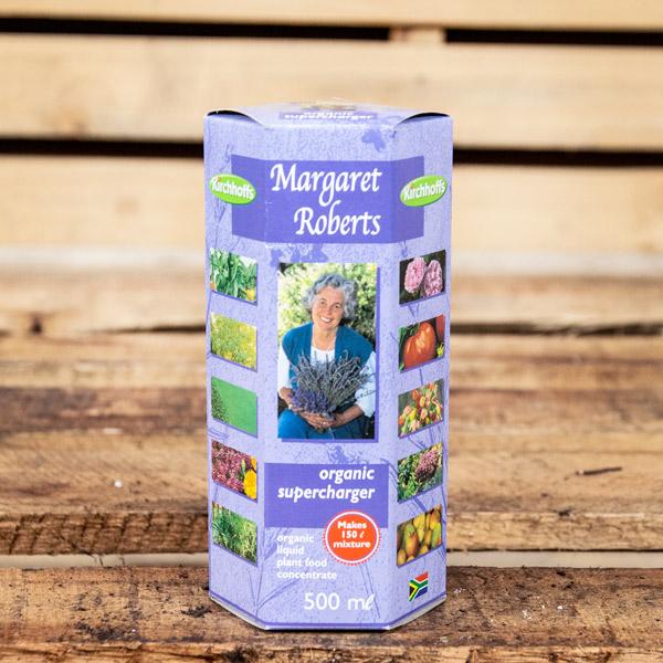 10007121 - Margaret Roberts - Organic Supercharger 500ml