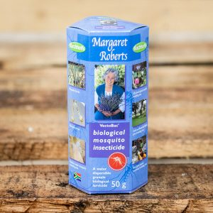 Margaret Roberts – Biological Mosquito insecticide 50g