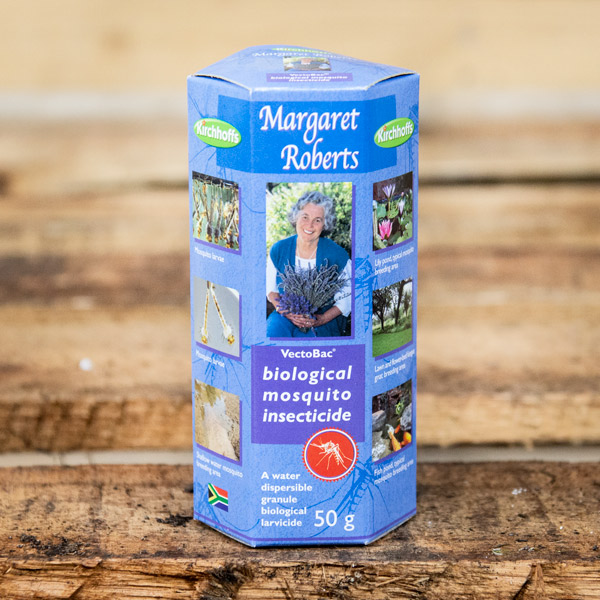 80001665 - Margaret Roberts - Biological Mosquito insecticide 50g