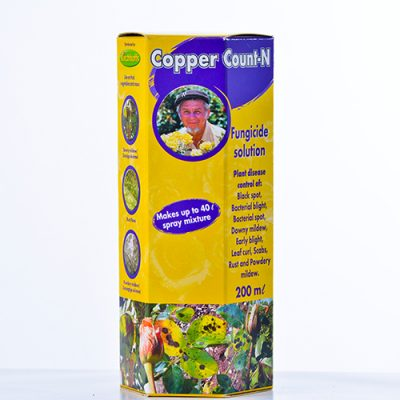 Copper Count – N Fungicide Solution