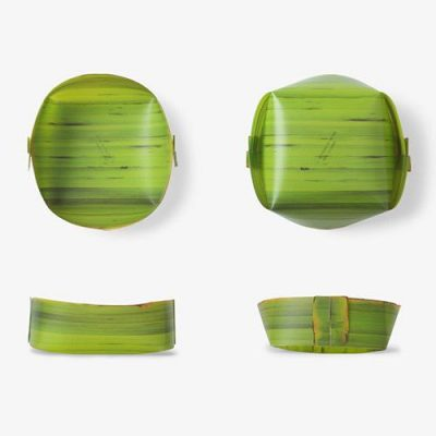 Banana Leaf Tray Large