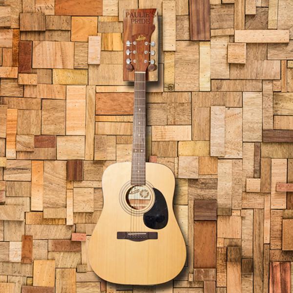 Personalised Guitar Rack
