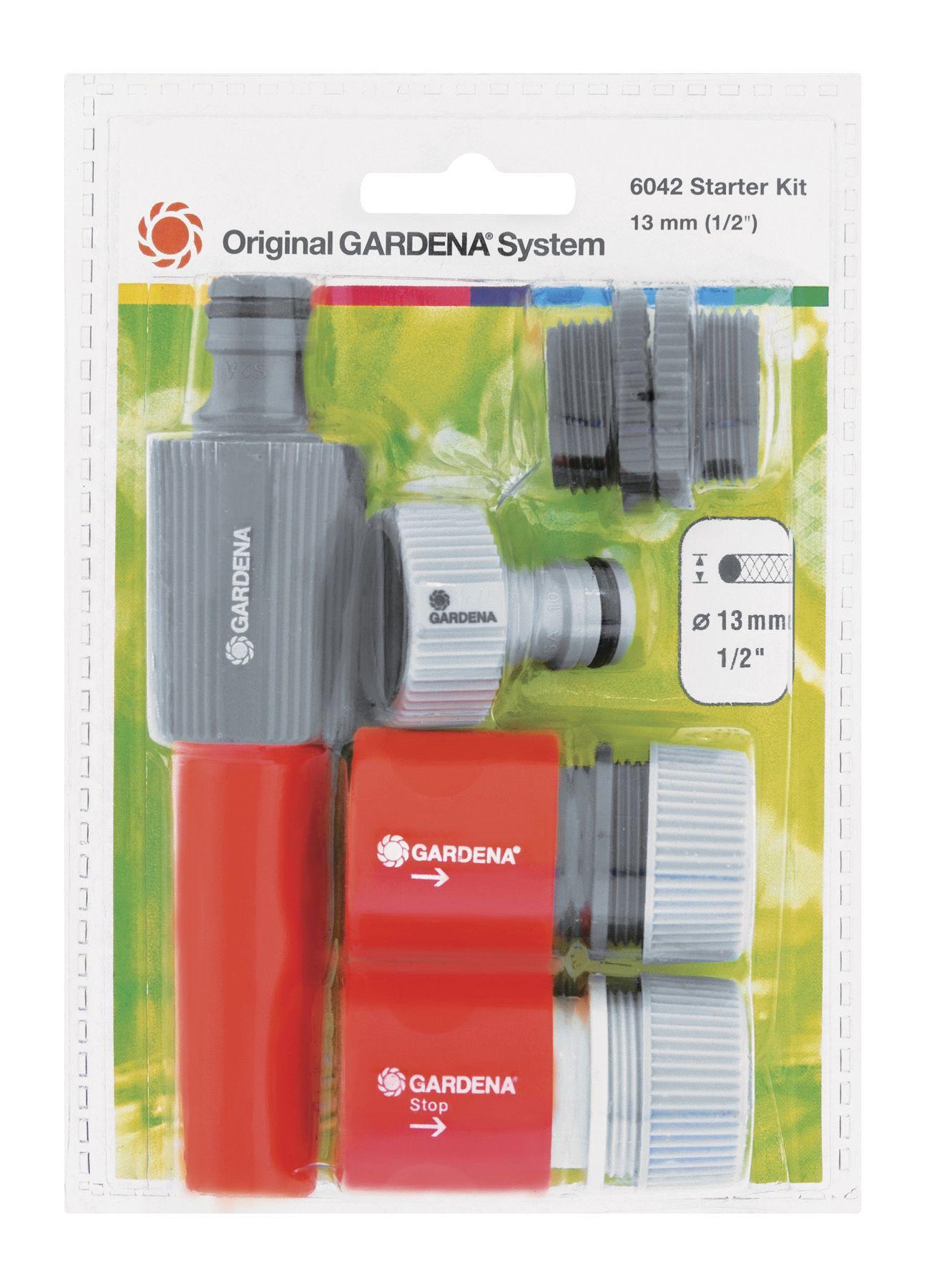 GD-0001 (6042-20 Gardena System Basic Set 12.5mm)