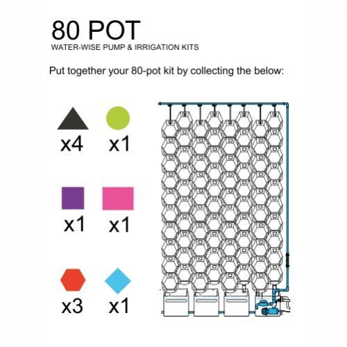 80 Pot automatic