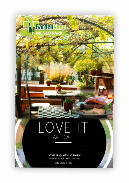 Love It Cafe @ GardenShop Menlo Park