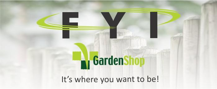 New @ GardenShop