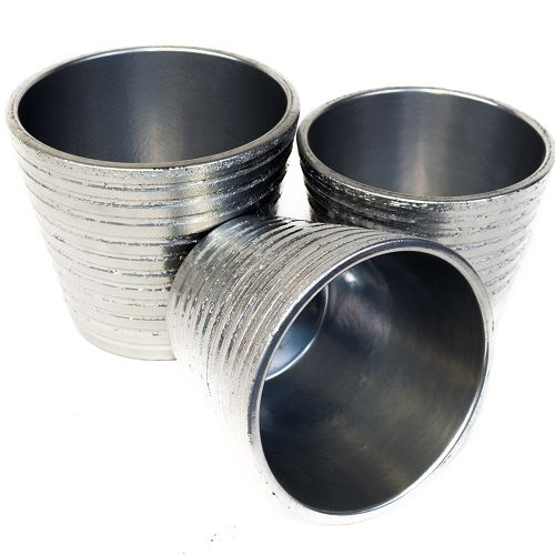 60 SC Pot Cover 721 Terra Noble 13cm 8410999 15cm 8411009 18cm