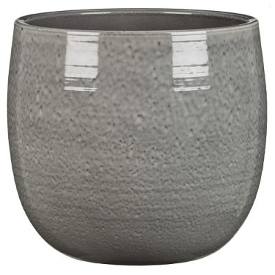 1 SC Pot Cover 765 Glazing Grey 15cm 8426759 18cm 8426769