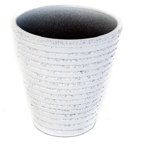 23 SC Pot Cover 621 Orchid Pot Terra Blanca 16cm 8420139