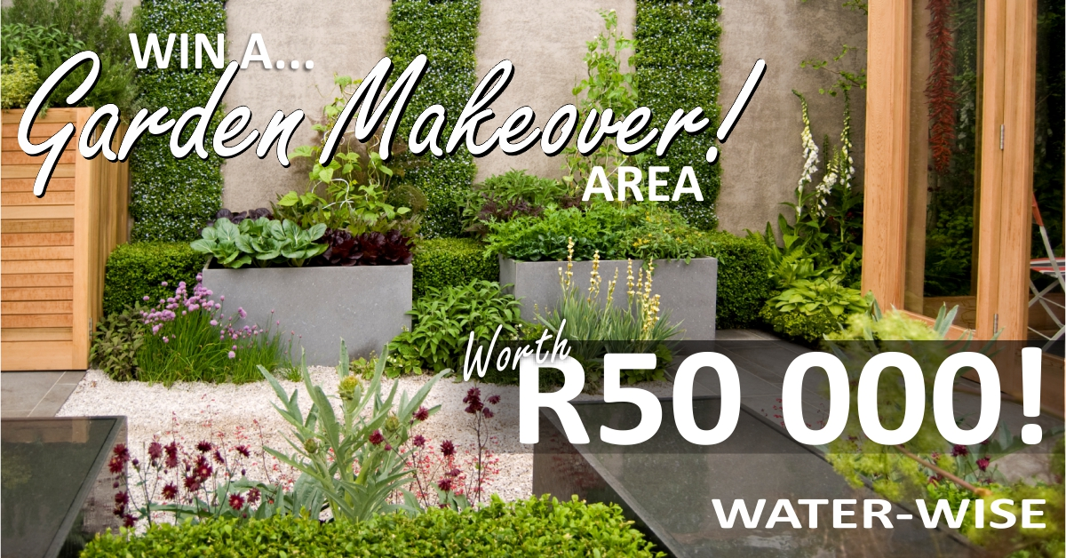 Win a GardenMakeover Competition