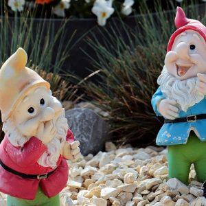 Assorted Garden Gnomes