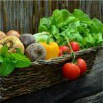 Vegetable Harvest Basket