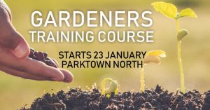 GARDENERS-TRAIINING-PTN-JANUARY-300x157 Competent Gardeners Course @ Parktown North
