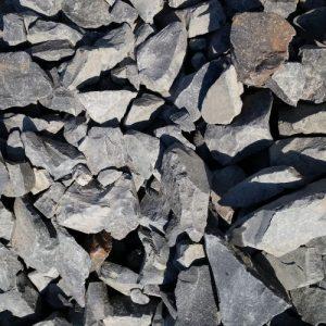 Pebble Dump Rock Black
