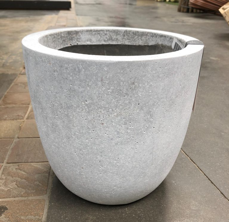 Egg Planter grey