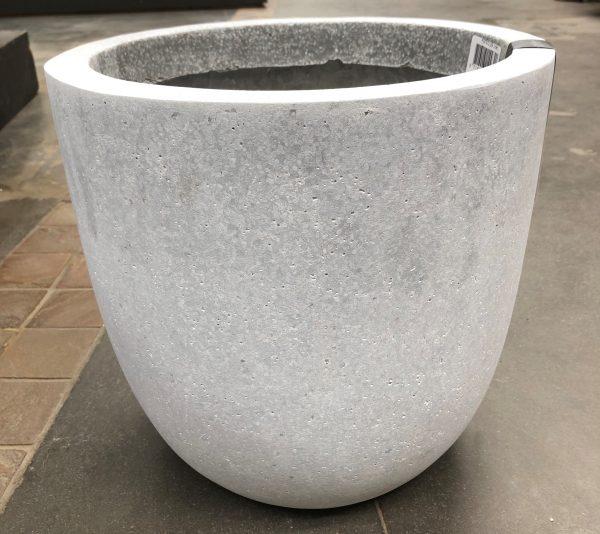 egg planter grey lrg