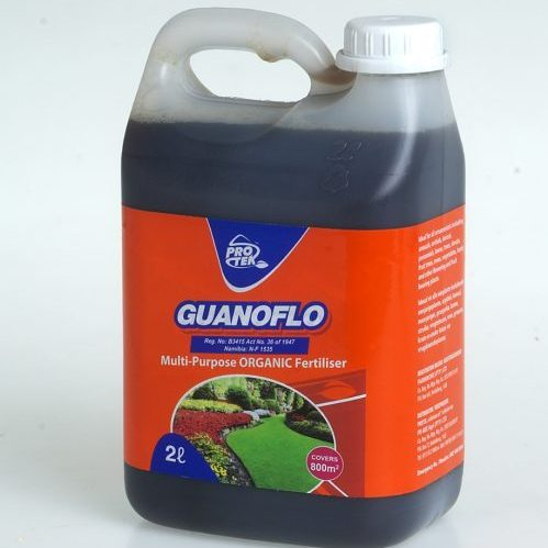 Protek Guanoflo Organic Liquid Fertiliser