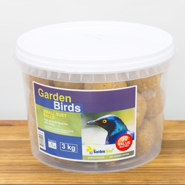 Suet bucket 3kg