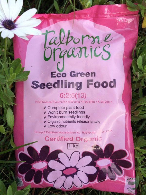 Talborne seedling food