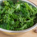 kale garlic
