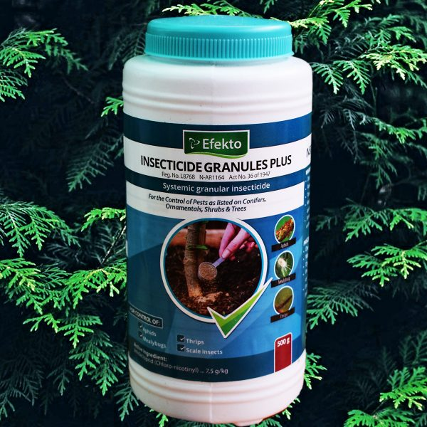 Efekto insecticide granules