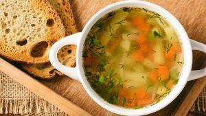 Vegetarian-Chicken-Soup-300x169 Winter Warmer Vegetables