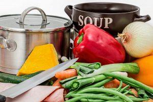 Winter Warmer Vegetables