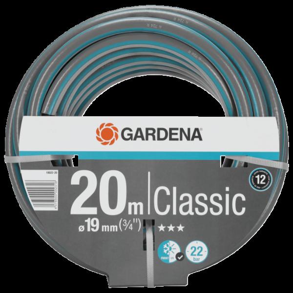 18022-20 (Gardena Classic Hose 19mm x 20m)