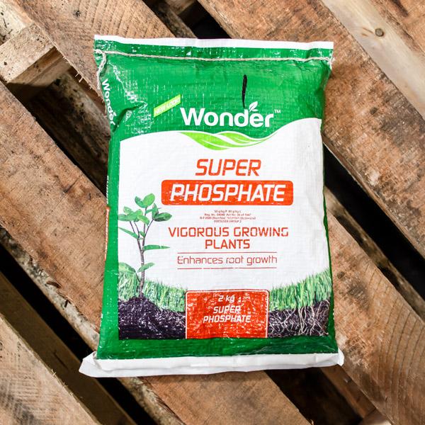 10000866 - Wonder - Super Phosphate 2kg