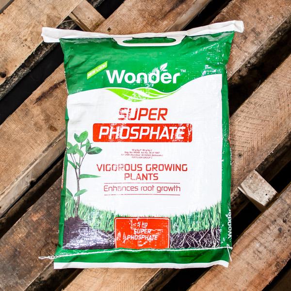 10000867 - Wonder -Super Phosphate 5kg