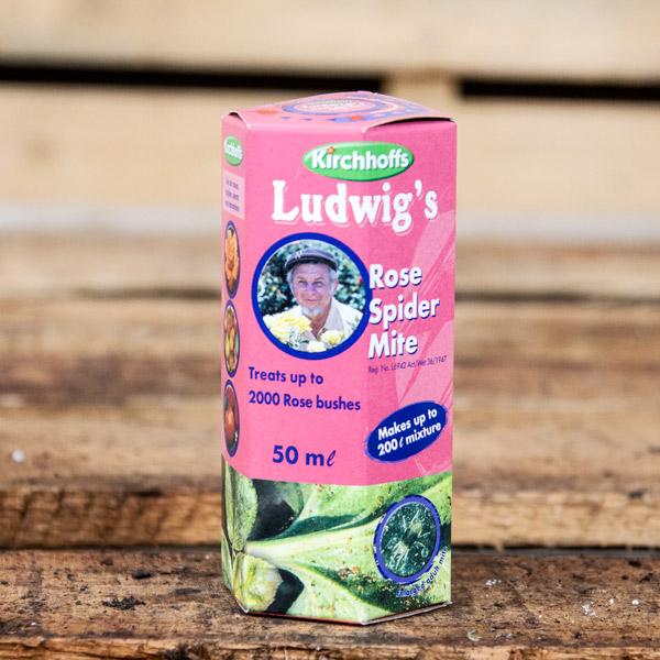 10007123 - Ludwigs - Rose Spider Mite 50ml