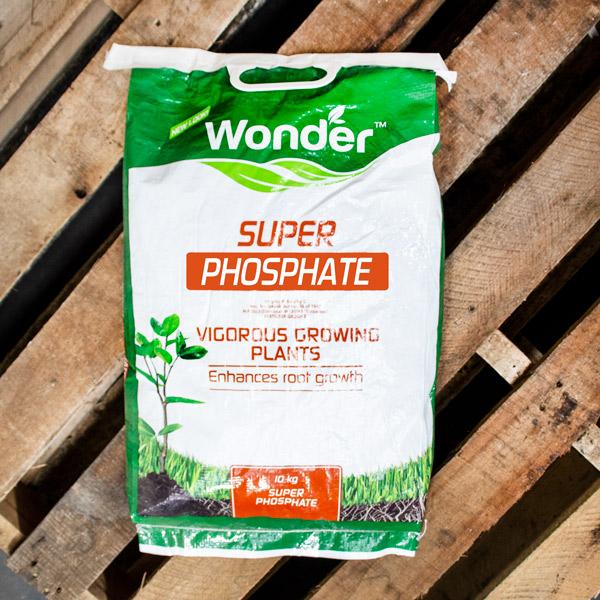 1000868 - Wonder - Super Phosphate 10kg