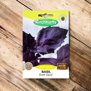 Kirchhoffs – Basil Dark Opal