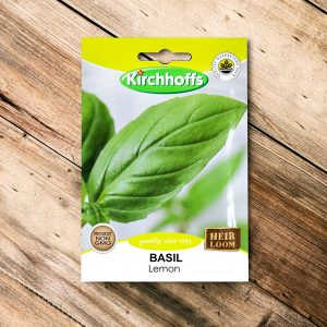 Kirchhoffs – Basil Lemon