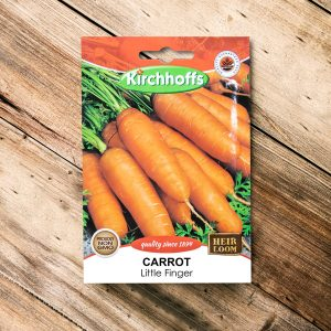 Kirchhoffs – Carrot Little finger