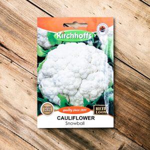 Kirchhoffs – Cauliflower Snowball
