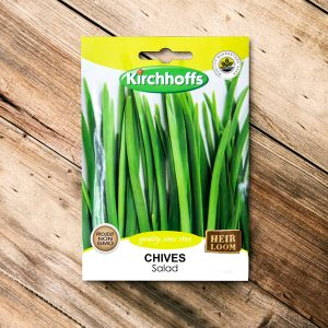 Kirchhoffs – Chives Salad