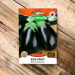 Kirchhoffs – Egg Fruit Black Beauty