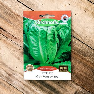 Kirchhoffs – Lettuce Cos Paris White