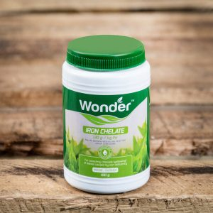 Wonder – Iron Chelate 100g