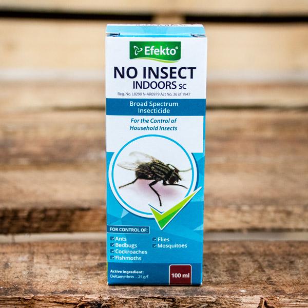 70007212 - Efekto - No Insect Indoors sc 100ml