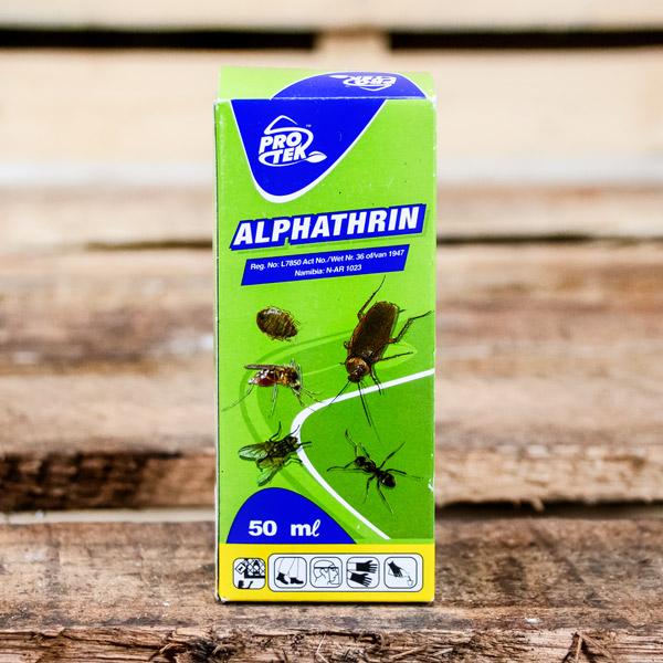 70014911 - Protek - Alphathrin 50ml