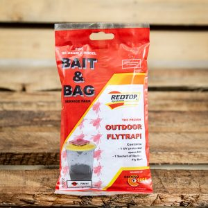Redtop – Bait & Bag  Outdoor flytrap