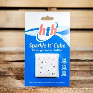 HTH – Sparkle it cube