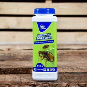Protek – Scatterkill For Fleas 500g